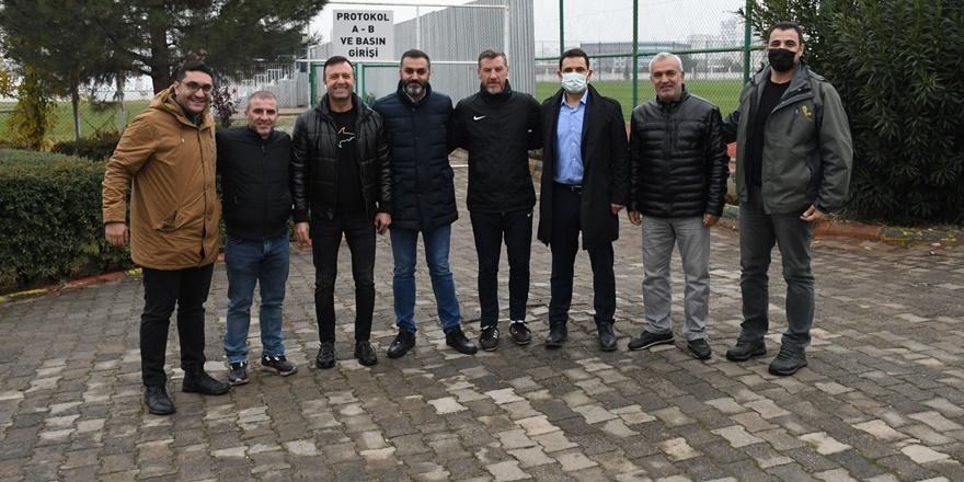 Spor yazarlarından Diyarbekirspor'a destek