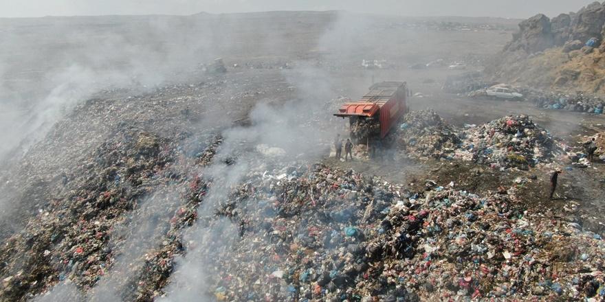 Diyarbakır'da EKAY tesisinde günlük bin 475 ton atık işlenecek