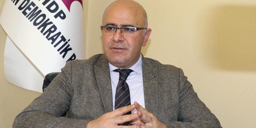 HDP'li Özsoy, Engelliler günü nedeniyle meclise kanun teklifi verdi