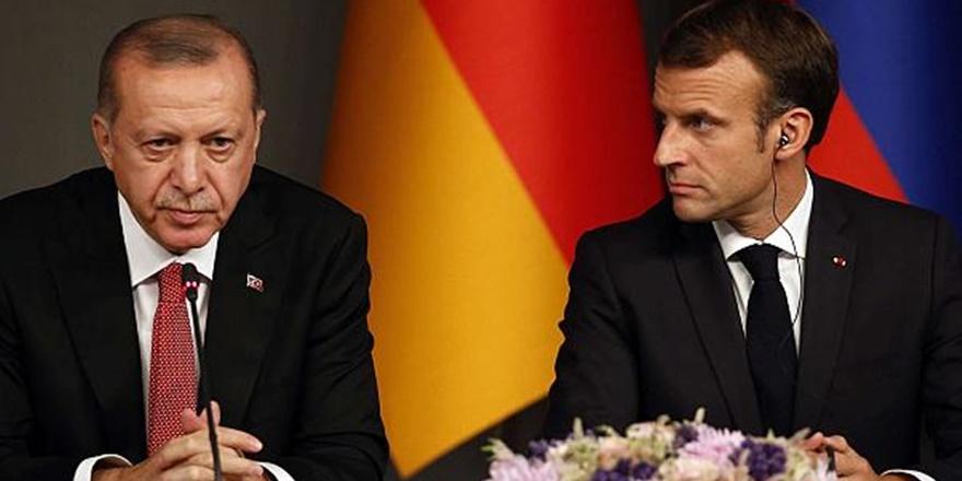 Macron: Erdoğan'ın cumhurbaşkanlığını Türkiye halkından ayırıyorum