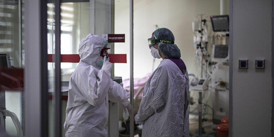 Koronadan can kaybı 159, 6 bin 435 yeni vaka