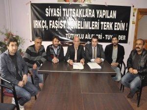 Van Cezaevi'nde son 11 ayda hak ihlali artışı yaşandı