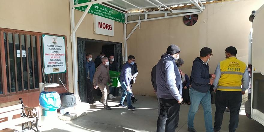 Urfa'dakikavgada ölenlerin cenazeleri yakınlarına teslim edildi