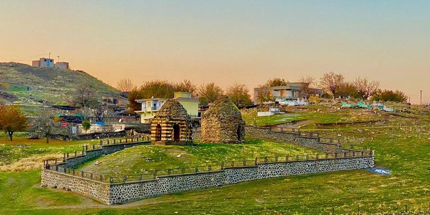 Diyarbakır'da 16. yüzyılda yapılan kümbetler turizme kazandırılacak