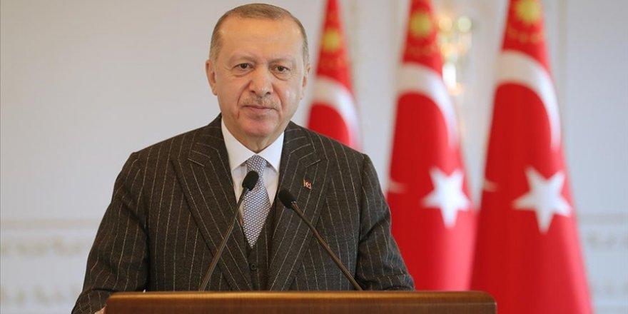 Erdoğan: Diyarbakır'ın yanında olmaya devam edeceğiz