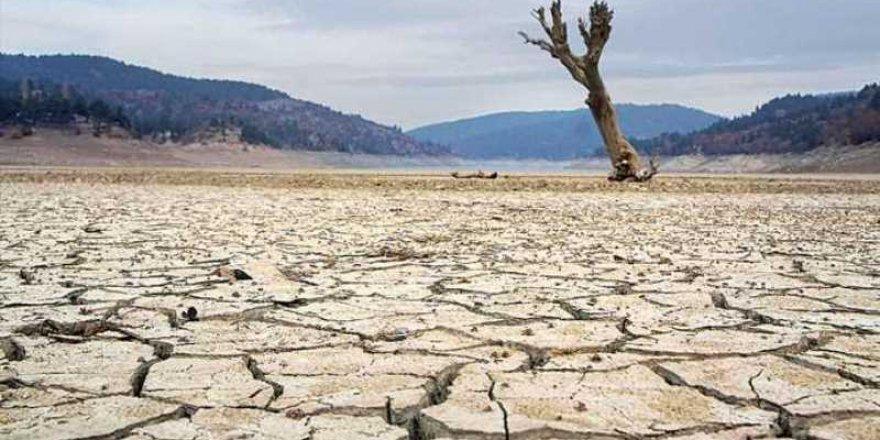 Türkiye'de yağışlar yüzde 22 azaldı: Kuraklık tehlikesi başladı