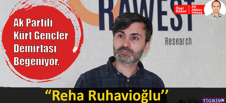 VİDEO - AK Partili Kürt gençler Demirtaş'ı beğeniyor