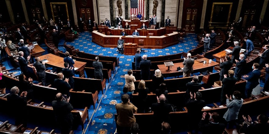 ABD'de Kongre, Biden'ın kazandığını resmi olarak tescil etti