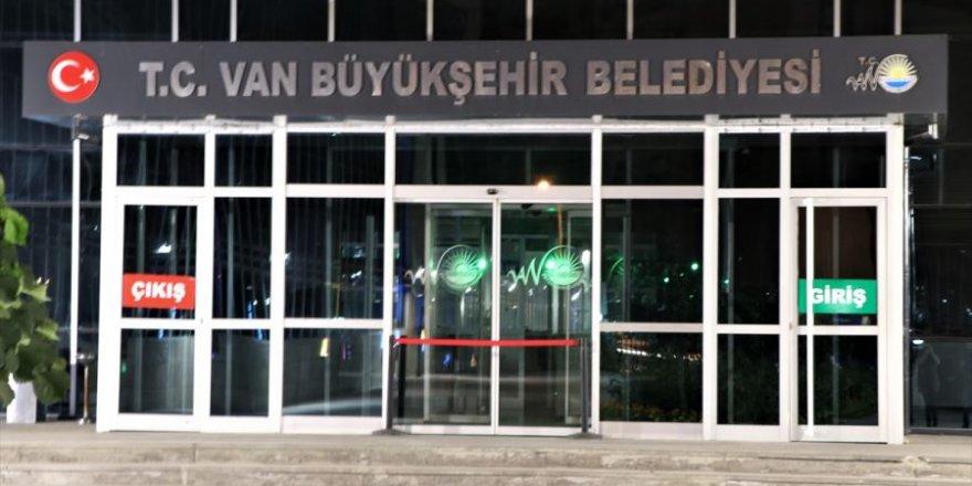 Van Büyükşehir Belediyesi: Yedek parça satın alınacaktır