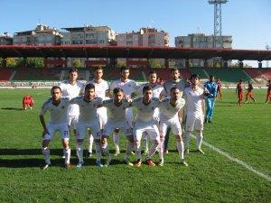 Yeni Diyarbakırspor, Bafraspor'a patladı :4-0