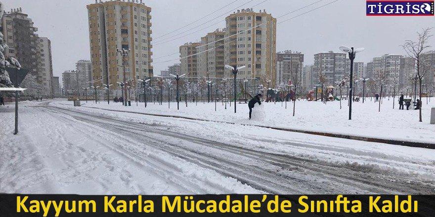 VİDEO - Kayyumlar karla mücadelede sınıfta kaldı!