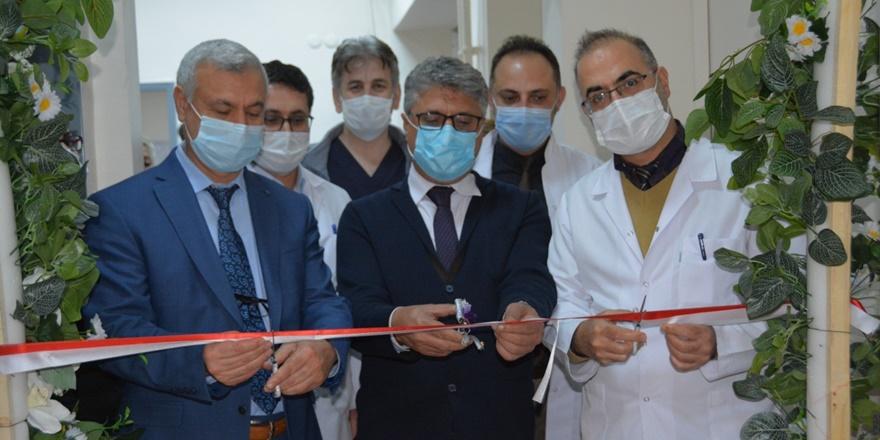 DÜ'de bölgede ilk defa meme cerrahi polikliniği hizmete girdi