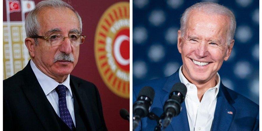 AK Partili vekil: ABD Başkanı Kürt aileden geliyor