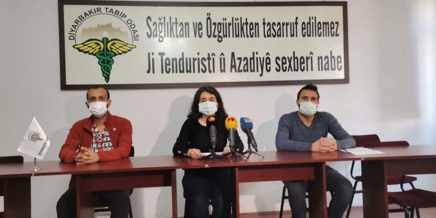 Diyarbakır Tabip Odası: Birinci dalga tamamen bastırılmadı