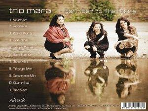 Müzikte yeni bir Kapı: TRİO MARA
