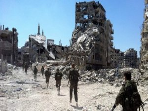 Muhalifler, 2 yıl sonra Humus'tan çekiliyor