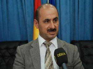 'Barzani'nin ziyareti AKP'ye hizmet ediyor'