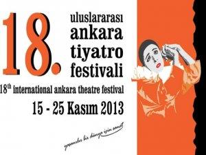 Ankara Tiyatro Festivali sokak oyunlarıyla başlayacak