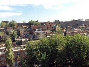 Diyarbakır'ın tarihi surları Toki ile nefes aldı