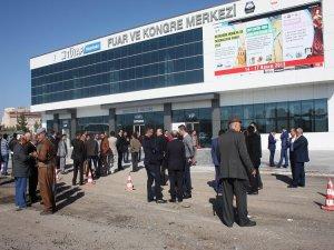 Ortadoğu Mobilya Dekorasyon ve Moda Fuarı açıldı