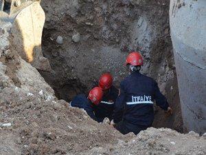 BOTAŞ çalışmasında göçük: 2 ölü