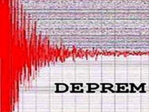 Bingöl'de 3.9 büyüklüğünde deprem