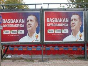 Erdoğan'ın Diyarbakır ziyareti hep sancılı geçti!