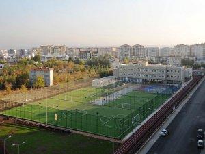 Amed Spor Kompleksi açıldı