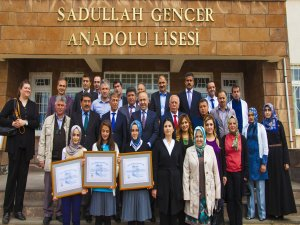 Bitlis'in gururu oldular