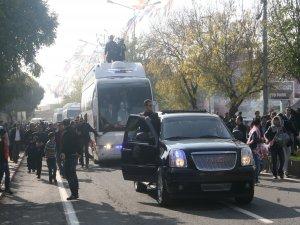 Erdoğan, Diyarbakır Valiliğini ziyaret etti