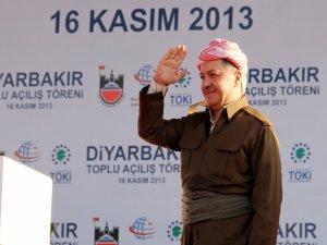 Barzani: Yeni bir tarih oluşturma zamanı geldi