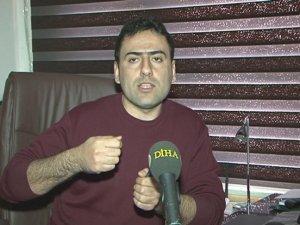 Gazetecilerden Barzani ve Perwer'e tepki