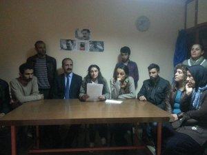 BDP Konya Gençlik Meclisi kuruldu