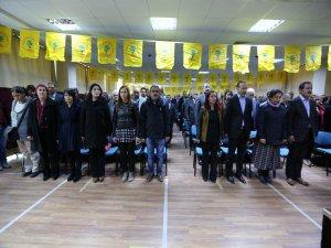 Van'da BDP aday adayları bir araya geldi