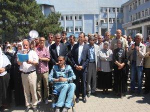 Bingöl BDP'den alperenler hakkında suç duyurusu