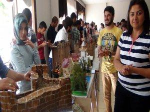 Bitlis Eren Üniversitesinden Proje Sergisi
