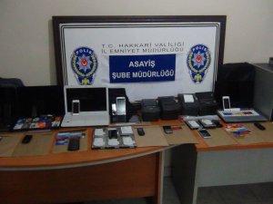 Hakkari merkezli bahis operasyonu: 20 gözaltı