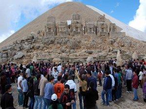 Adıyaman'a turist aktı