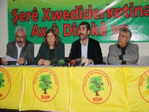 BDP'den Erdoğan-Barzani mutabakat soruları
