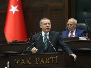 Erdoğan: Mustafa Kemal ve Meclis mebusları da mı bölücü?