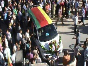 Sınırda katledilen Rojavalıların cenazesi Qamişlo'ya gönderildi