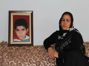 'Devlet çocuğumu terörist diye katletti'
