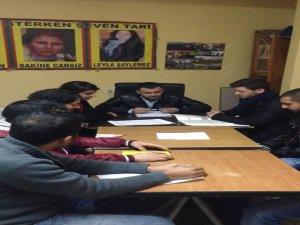 Karşıyaka'da BDP Gençlik Meclisi kuruldu