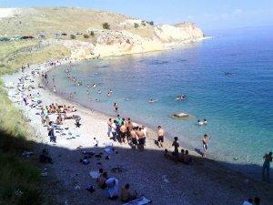 Akdeniz sahillerini aratmıyor