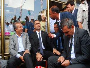 Gıda, Tarım ve Hayvancılık Bakanı Mehdi Eker Bitlis'te