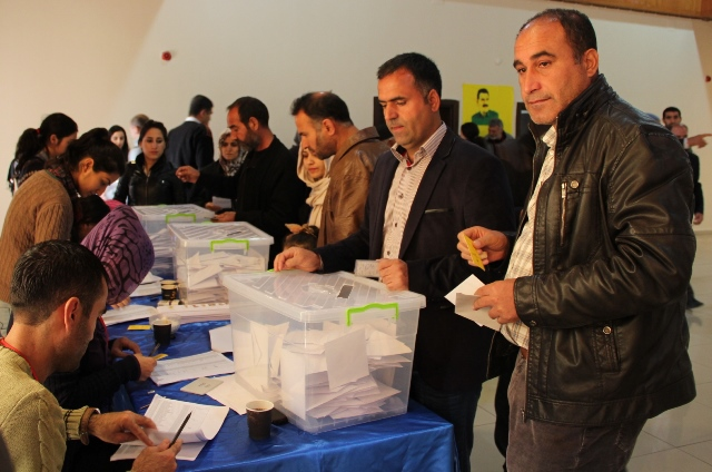 İşte BDP'nin Diyarbakır adayları