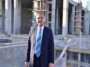 Diyarbakır'da su depolarının kapasitesi artırılıyor