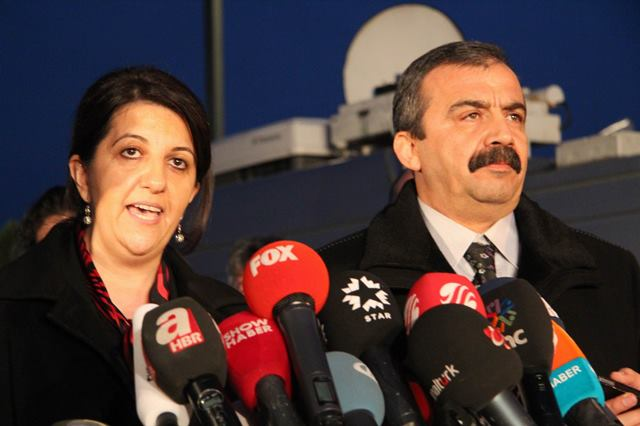 BDP ve HDP'den Adalet Bakanlığı'na İmralı başvurusu