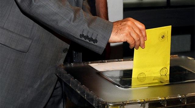 YSK'dan 'yerel seçim' kararı