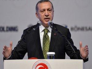 Erdoğan: Meselesi olan 30 Mart akşamına ertelesin
